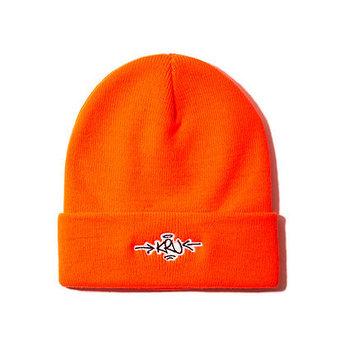 KRU NYC / Kru Street Beanie (Orange)