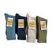 Maggie's Organic / Organic Cotton Crew Socks (Olive)