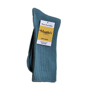 Maggie's Organic / Organic Cotton Crew Socks (Denim)