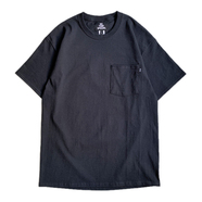 NOTHIN' SPECIAL / ILLUSION POCKET TEE (BLACK)