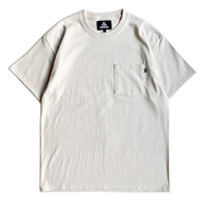 NOTHIN' SPECIAL / ILLUSION POCKET TEE (Natural)