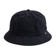 nuttyclothing / ROAM HAT 60/40 Cross (Black)