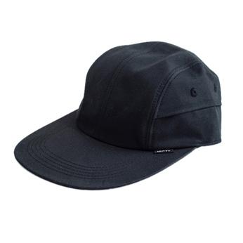 nuttyclothing / Ramble Longbill Cap Ventile (Black)