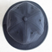 nuttyclothing / ROAM HAT 60/40 Cross (Gray)