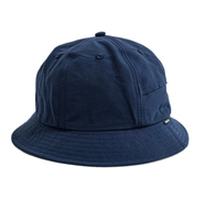 nuttyclothing / ROAM HAT 60/40 Cross (Navy)