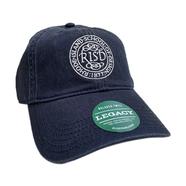 RISD(Rhode Island School of Design) / LOGO CAP (NAVY)