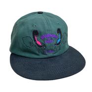 BEDLAM / VANQUISH CAP (DARK GREEN)