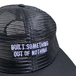 NOTHIN' SPECIAL / OUT OF NOTHING MESH CAP (BLACK)