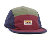 LASER BARCELONA / MONTSENY CAMPER TECH CAP (MULTI)