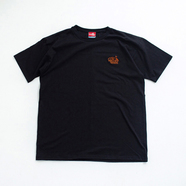 nuttyclothing / Simple nice thinkng® T-shirt (BLACK)