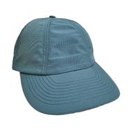 BELIEF / Nylon 6 Panel CAP (Dark Teal)