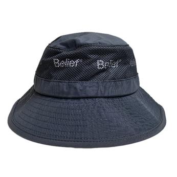 BELIEF / Trail Bucket Hat (Black)
