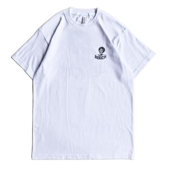 BENCH / AFRO TEE (WHITE)
