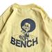 BENCH / AFRO TEE (BANANA)