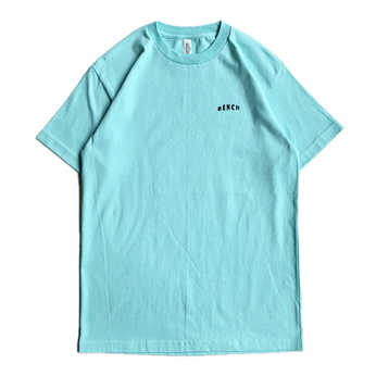 BENCH / RETIRED NUMBER TEE (CELADON)
