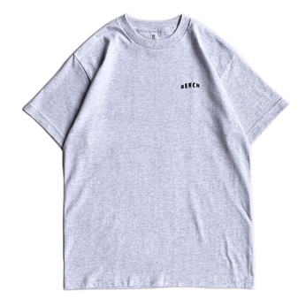 BENCH / RETIRED NUMBER TEE (SILVER GREY)