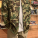 [deadstock] Romanian military M94 Field Shirt