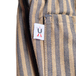 UNCOMMON THREADS / Chef Pants (BROWN)